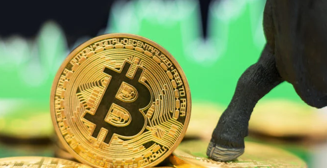 Bitcoin Spiked by more than 5 percent against the U.S. dollar in Just 2 Hours