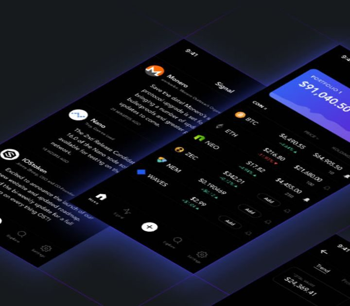 Cryptocurrency Portfolio Tracking App: A Review of Blockfolio