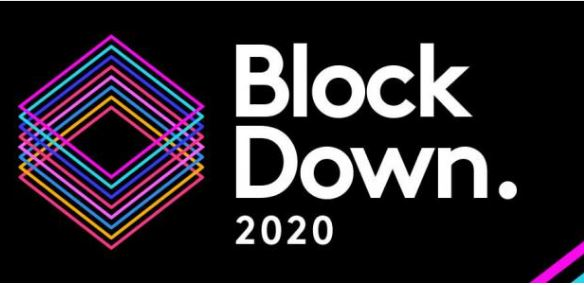BlockDown 2020 Dishes Out Big Names For Online Conference.